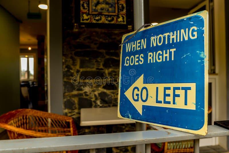 Όταν τίποτα δεν πηγαίνει δεξιά - Φουνκάλ στοκ φωτογραφίες με δικαίωμα ελεύθερης χρήσης