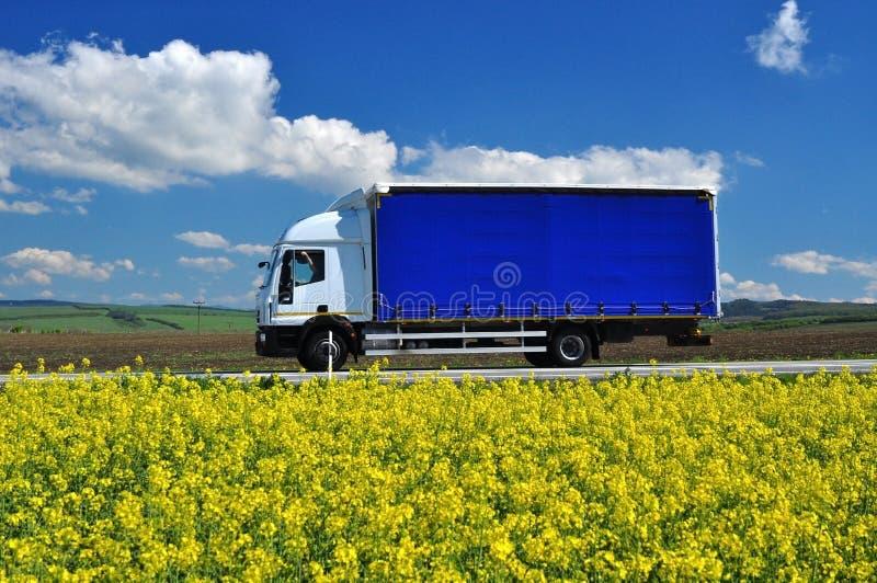Όχημα φορτηγών στοκ φωτογραφίες