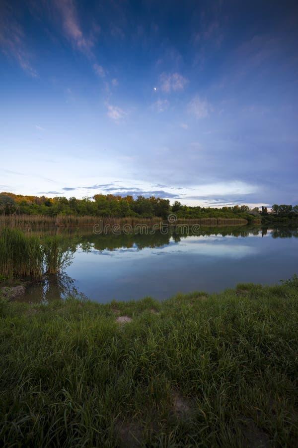 Όχθη της λίμνης 01 στοκ εικόνα με δικαίωμα ελεύθερης χρήσης