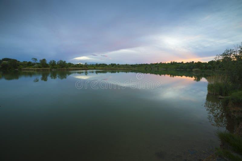 Όχθη της λίμνης 03 στοκ φωτογραφία με δικαίωμα ελεύθερης χρήσης