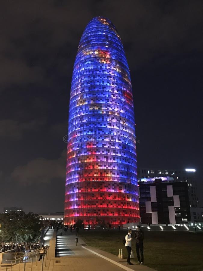 όψεις της Βαρκελώνης στοκ φωτογραφία με δικαίωμα ελεύθερης χρήσης