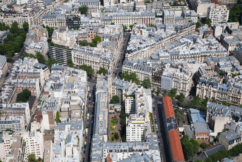 Όψη από τον πύργο του Άιφελ στοκ εικόνες