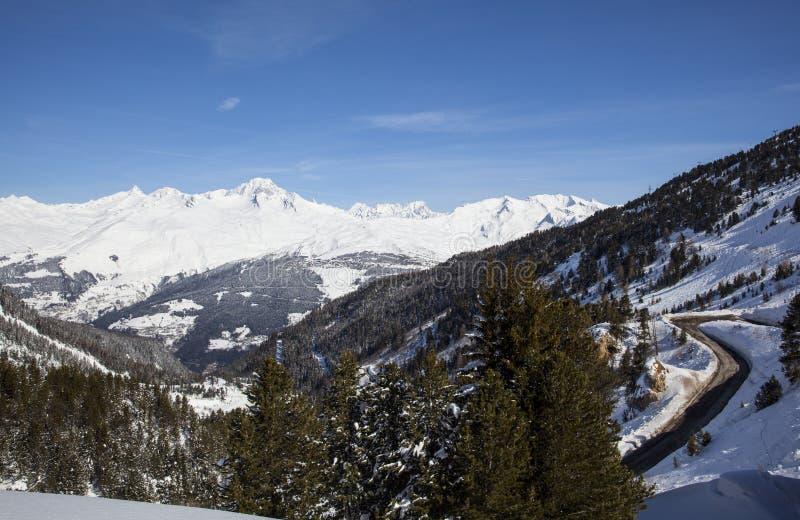 όψη βουνών ορών hochries στοκ φωτογραφία