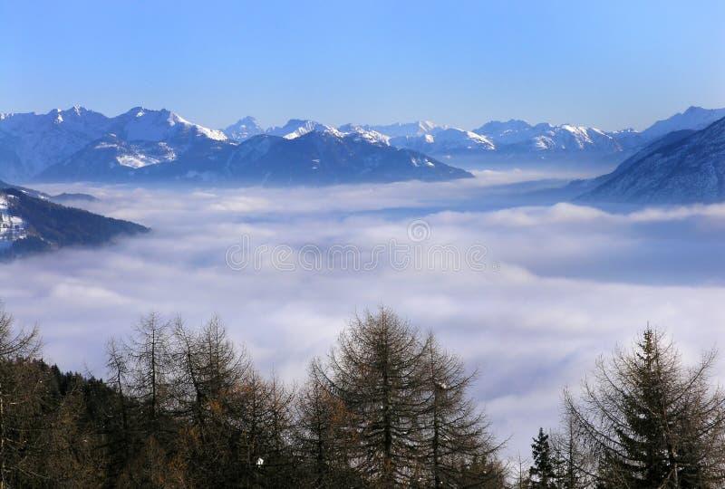 όψη βουνών στοκ εικόνες με δικαίωμα ελεύθερης χρήσης