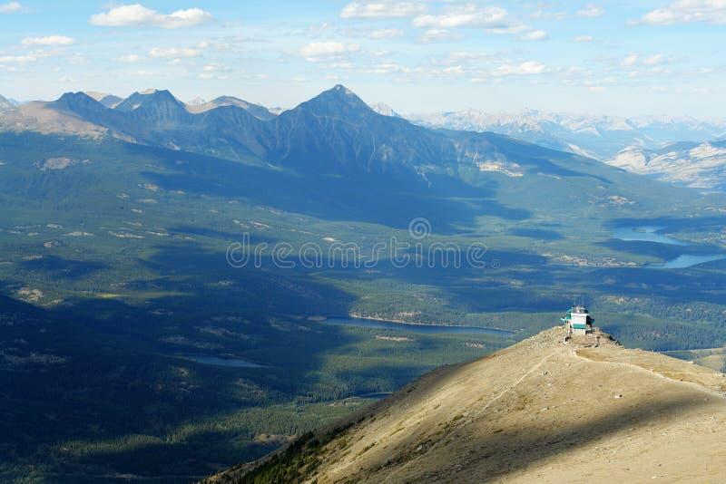 όψη βουνών στοκ φωτογραφία