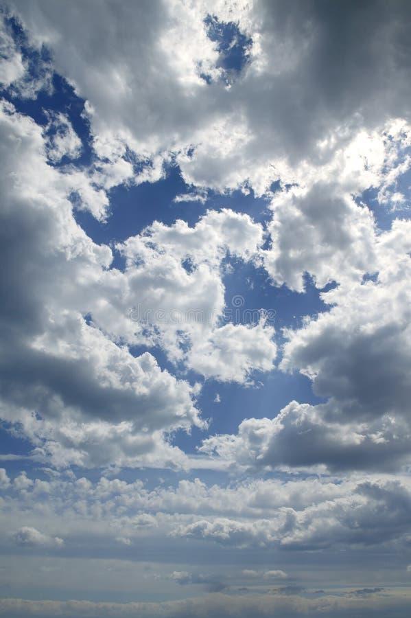 Download όψη μπλε ουρανού αεροπλάν στοκ εικόνα. εικόνα από τοπίο - 13181795