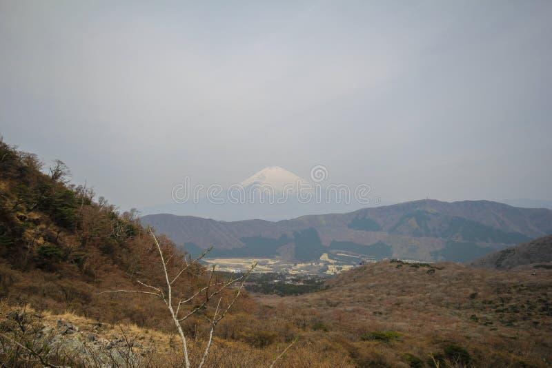όψη Ουάσιγκτον ΑΜ Φούτζι από Hakone, Ιαπωνία στοκ φωτογραφίες με δικαίωμα ελεύθερης χρήσης