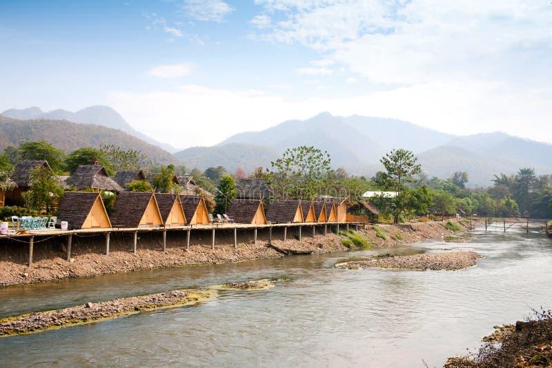 όψη ποταμών pai στοκ εικόνα