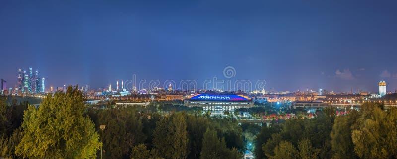 όψη του Κρεμλίνου Μόσχα Ρωσία στοκ εικόνες με δικαίωμα ελεύθερης χρήσης