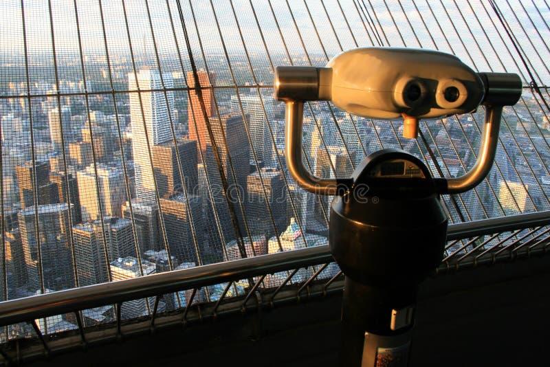 όψη του Τορόντου στοκ φωτογραφίες με δικαίωμα ελεύθερης χρήσης