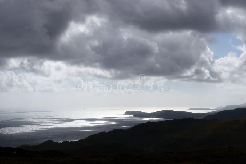 όψη 4 νησιών στοκ φωτογραφία