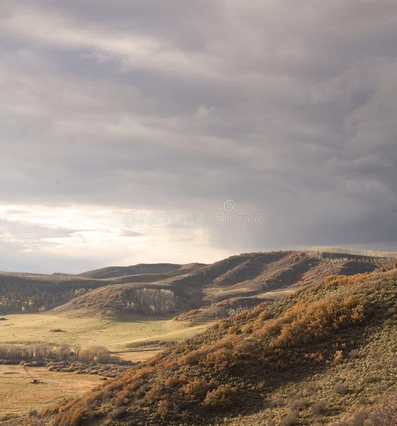 όψη ridgeline στοκ φωτογραφία με δικαίωμα ελεύθερης χρήσης