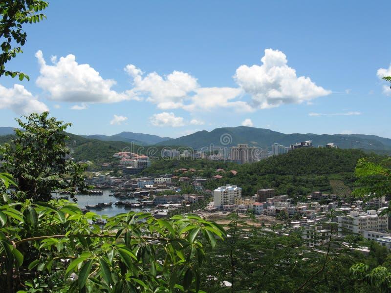 όψη sanya βουνών ελαφιών στοκ φωτογραφία