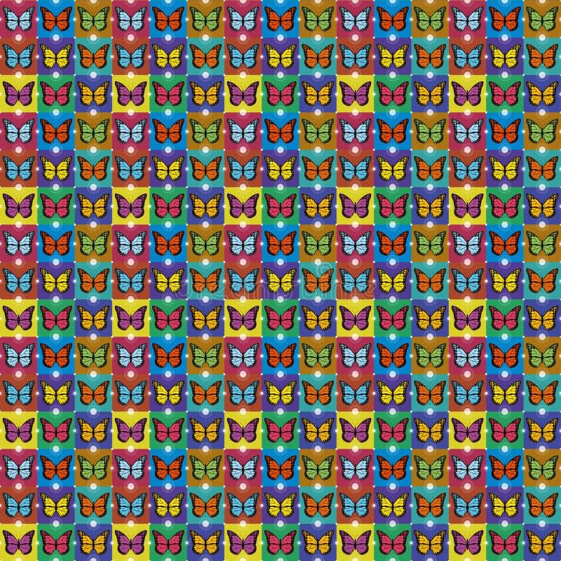 3 όλη η αλλαγή ανασκόπησης χρωματίζει το εύκολο πρότυπο στρωμάτων διανυσματική απεικόνιση