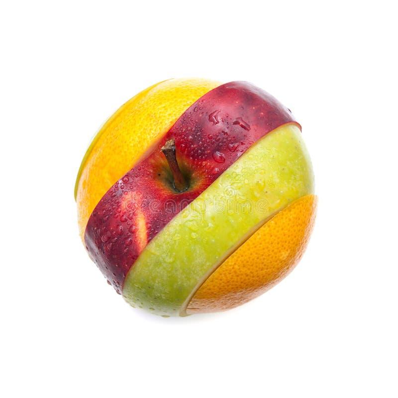 Όλοι μαζί Frutti στοκ φωτογραφία