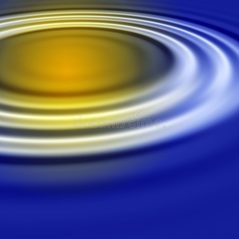 Download ύδωρ ήλιων αντανάκλασης απεικόνιση αποθεμάτων. εικόνα από κυματιστός - 110007