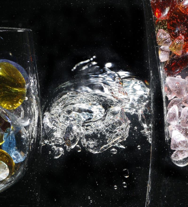 ύδωρ αεροφυσαλίδων στοκ εικόνες
