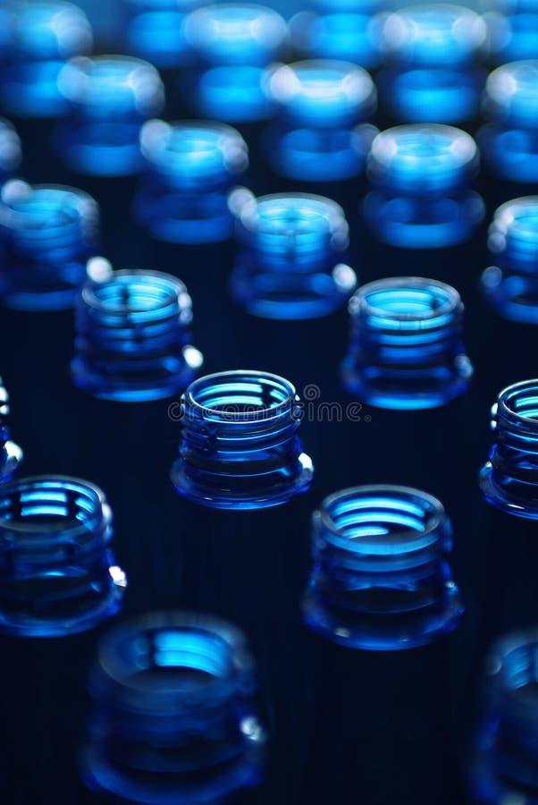 ύδωρ εργοστασίων μπουκαλιών στοκ φωτογραφία