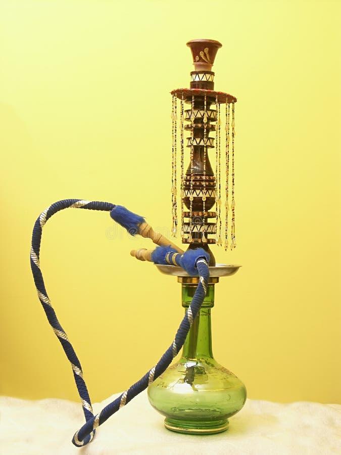 ύδωρ καπνών σωλήνων στοκ εικόνα με δικαίωμα ελεύθερης χρήσης
