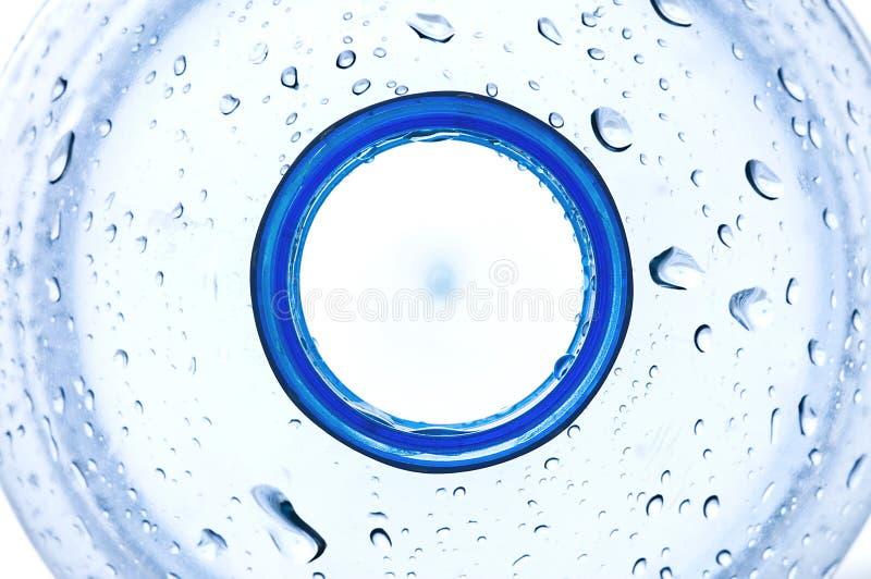 ύδωρ λαιμών μπουκαλιών στοκ εικόνες