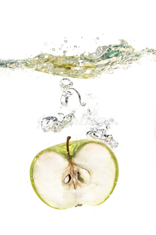 ύδωρ μήλων στοκ φωτογραφία με δικαίωμα ελεύθερης χρήσης