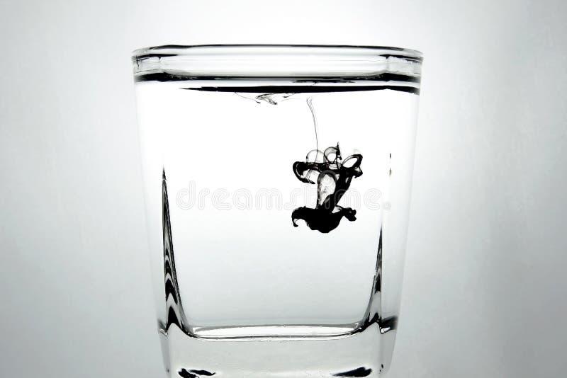 ύδωρ μελανιού στοκ εικόνα με δικαίωμα ελεύθερης χρήσης