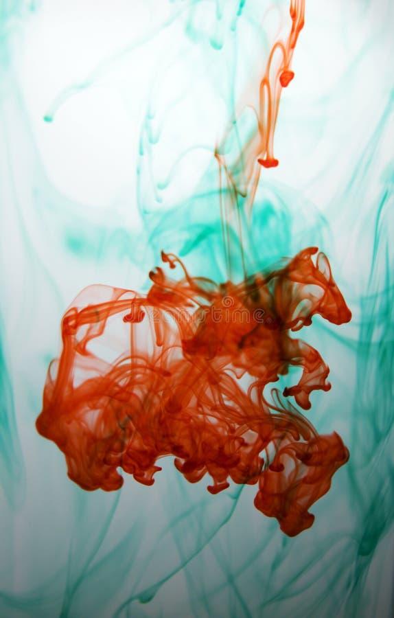 ύδωρ μελανιού στοκ φωτογραφία