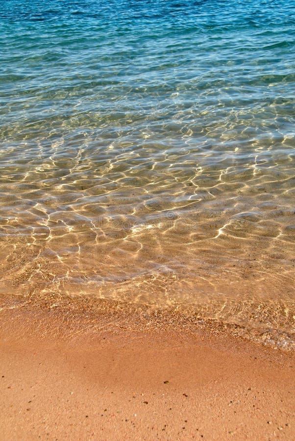 ύδωρ παραλιών στοκ φωτογραφίες με δικαίωμα ελεύθερης χρήσης