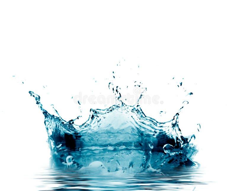 ύδωρ παφλασμών ανασκόπηση&sigmaf στοκ φωτογραφίες με δικαίωμα ελεύθερης χρήσης