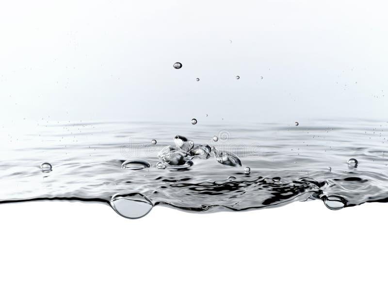 ύδωρ παφλασμών στοκ εικόνες με δικαίωμα ελεύθερης χρήσης