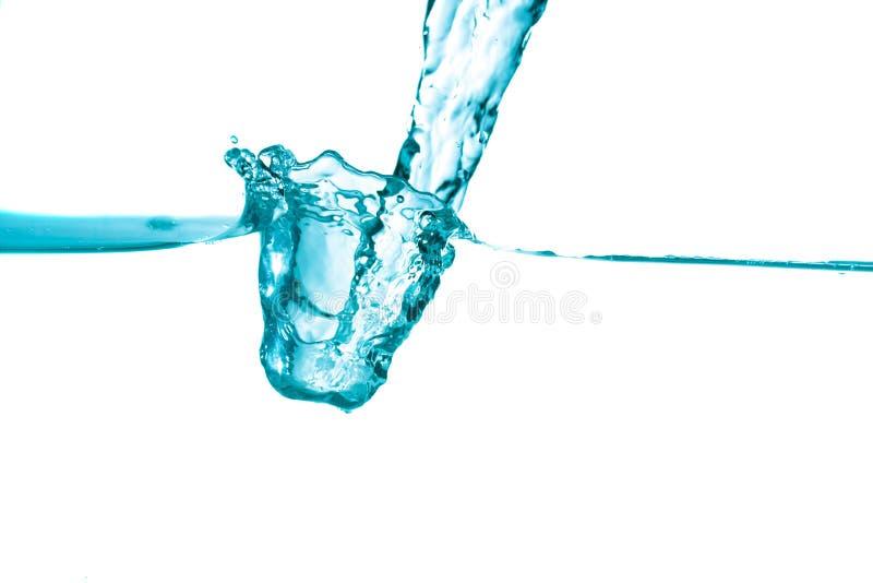Download ύδωρ παφλασμών στοκ εικόνα. εικόνα από απομονωμένος, παγωμένος - 13182987