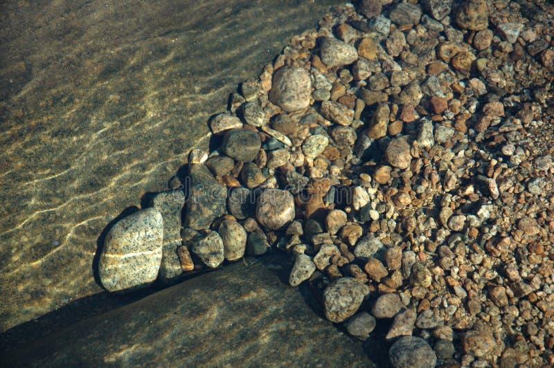 ύδωρ πετρών στοκ εικόνες με δικαίωμα ελεύθερης χρήσης