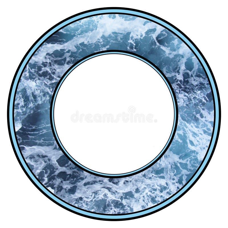 ύδωρ πλαισίων απεικόνιση αποθεμάτων