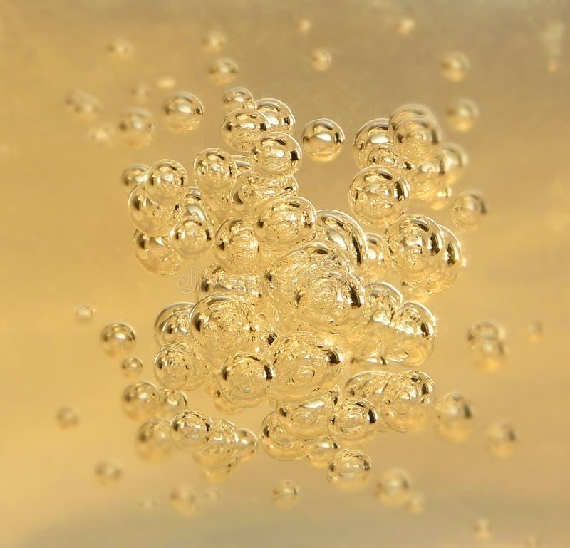 ύδωρ φυσαλίδων στοκ εικόνα με δικαίωμα ελεύθερης χρήσης