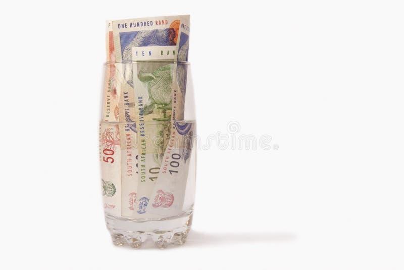 ύδωρ χρημάτων στοκ εικόνα με δικαίωμα ελεύθερης χρήσης