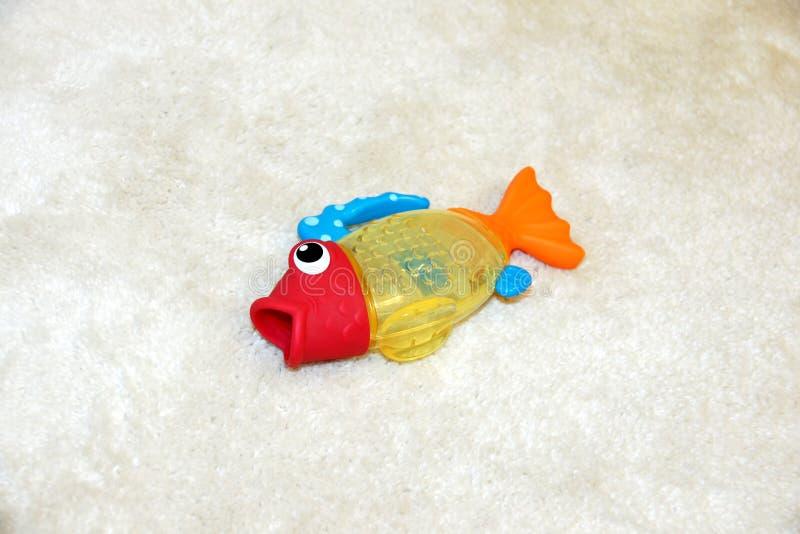 ύδωρ ψαριών έξω στοκ εικόνες