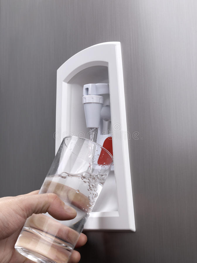 ύδωρ ψυγείων διανομέων στοκ φωτογραφία με δικαίωμα ελεύθερης χρήσης