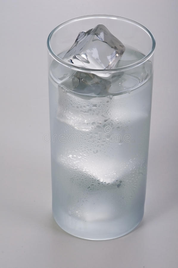ύδωρ glas στοκ εικόνες