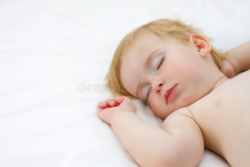 ύπνος αγορακιών στοκ φωτογραφία με δικαίωμα ελεύθερης χρήσης