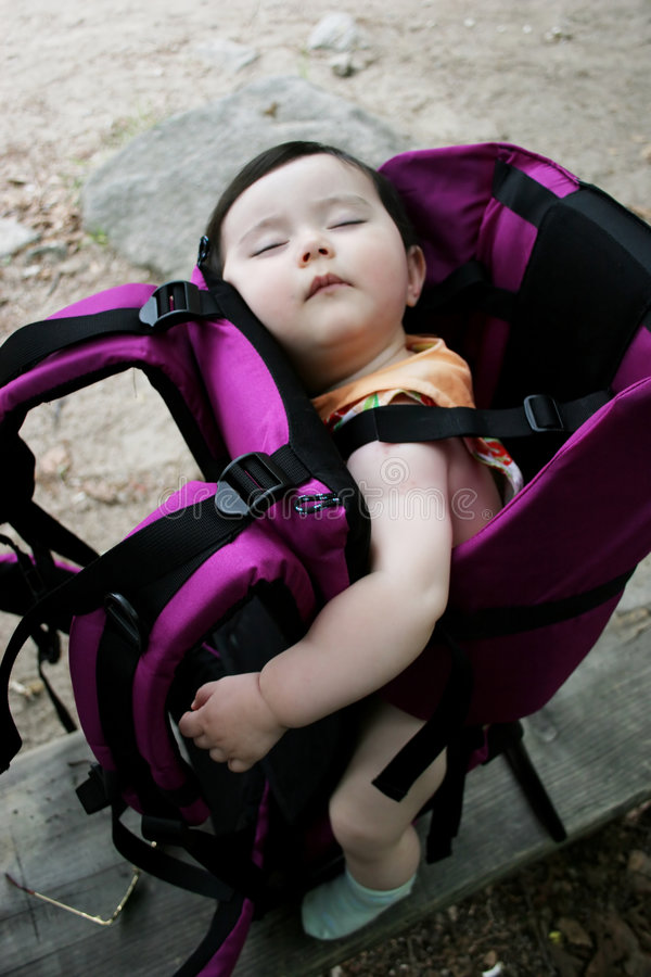 ύπνος μωρών στοκ εικόνα