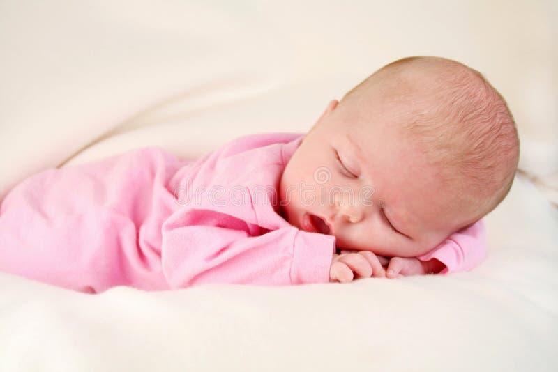 ύπνος νηπίων στοκ εικόνες με δικαίωμα ελεύθερης χρήσης