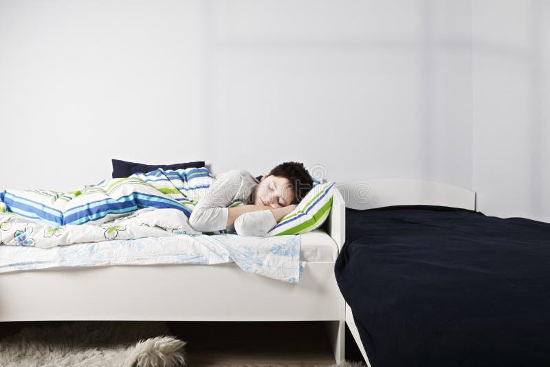 Ύπνος πρωινού στοκ εικόνες με δικαίωμα ελεύθερης χρήσης