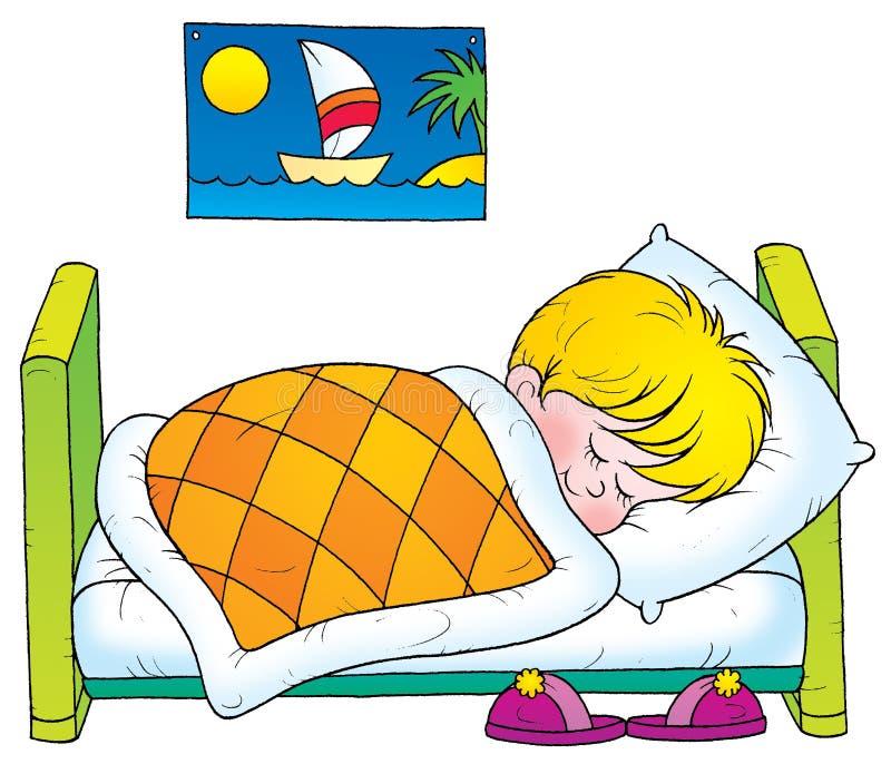 ύπνος ελεύθερη απεικόνιση δικαιώματος