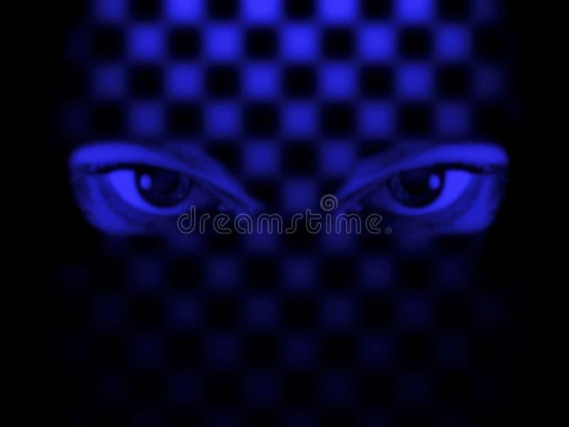 Download ύπνωση απεικόνιση αποθεμάτων. εικονογραφία από μάτια, διαπερνά - 390634