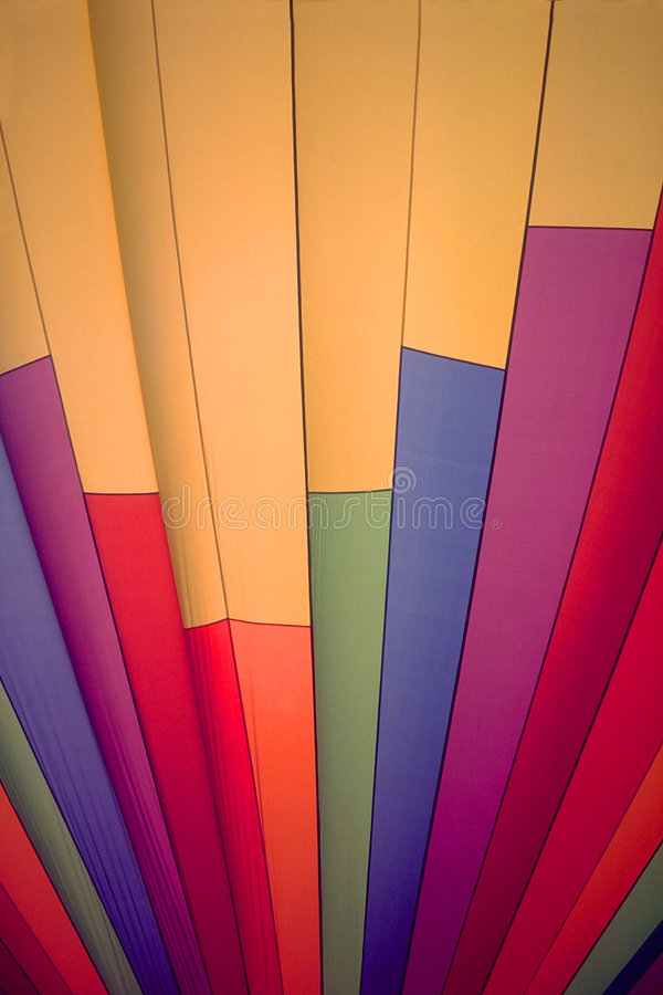 ύφασμα μπαλονιών στοκ φωτογραφίες