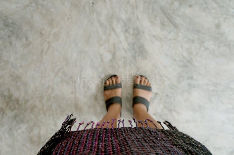 ύφασμα Ταϊλανδός στοκ εικόνες