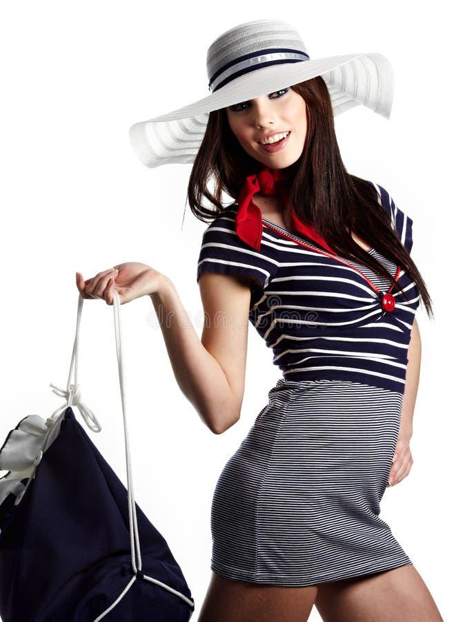 ύφος ναυτικών μόδας στοκ φωτογραφία με δικαίωμα ελεύθερης χρήσης