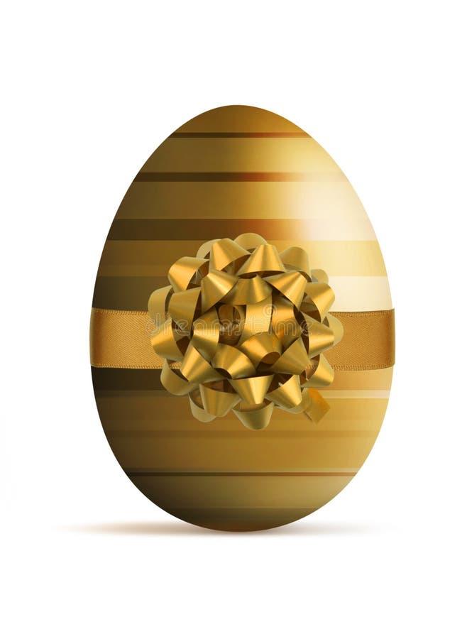 ύφος πολυτέλειας αυγών &P στοκ εικόνα