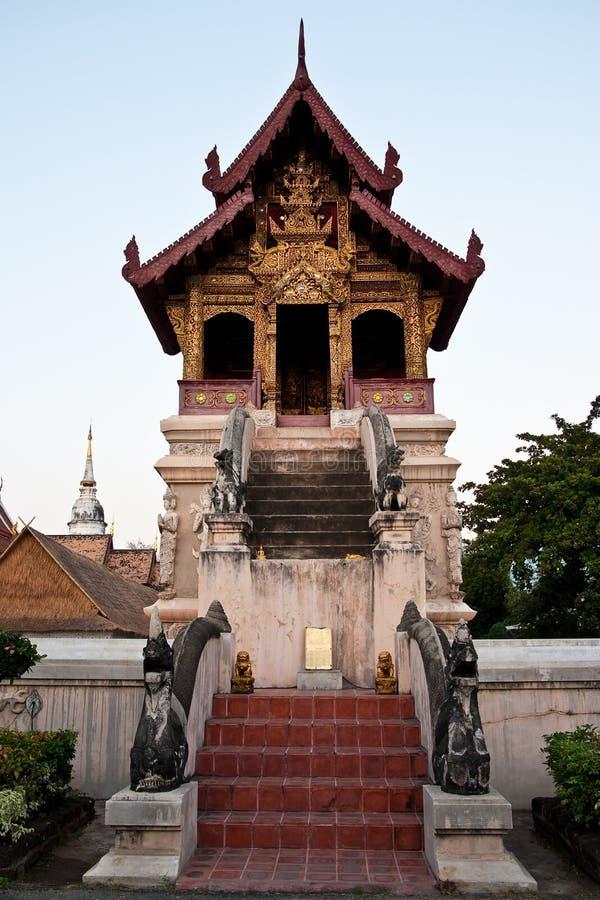 ύφος Ταϊλανδός αρχιτεκτ&omicron στοκ εικόνες με δικαίωμα ελεύθερης χρήσης