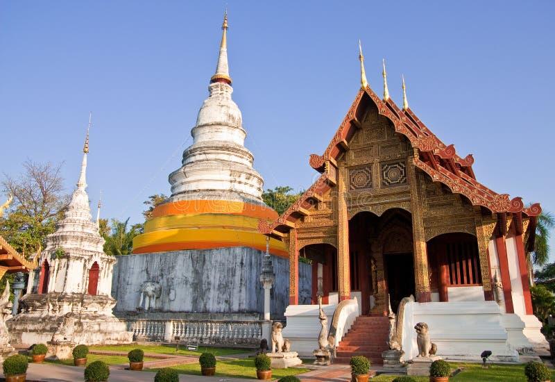 ύφος Ταϊλανδός αρχιτεκτ&omicron στοκ εικόνα με δικαίωμα ελεύθερης χρήσης